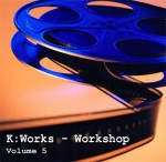 "K:Works - Workshop - Volume 5 ""EX"" (Kurzweil K2600/K2600R)"