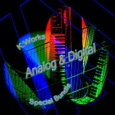K:Works - Analog & Digital - Special Bundle