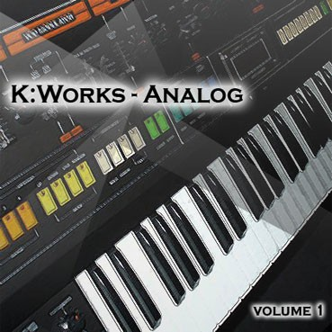 "K:Works - Analog - Volume 1 ""EX"""