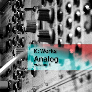 K:Works - Analog - Volume 3