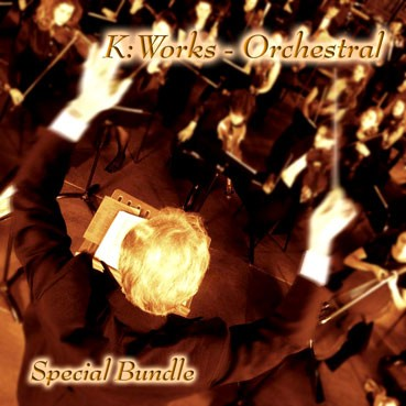 K:Works - Orchestral - Special Bundle