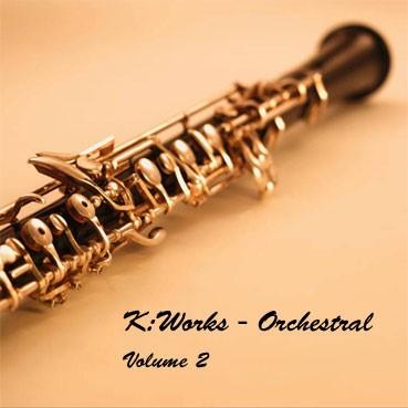 K:Works - Orchestral - Volume 2