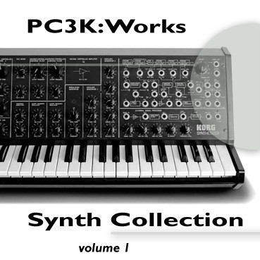PC3K:Works - Synth Collection - Volume 1