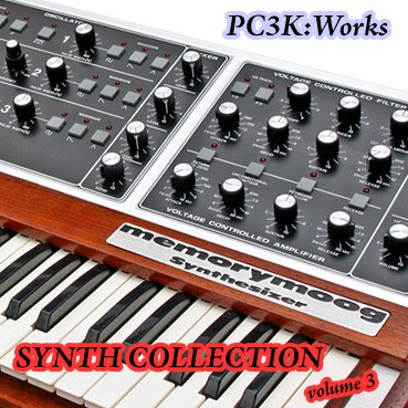 PC3K:Works - Synth Collection - Volume 3