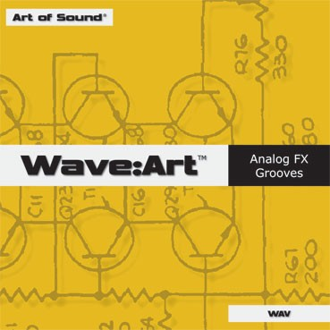Wave:Art - Analog FX Grooves