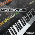 "K:Works - Analog - Volume 1 ""EX"" (Kurzweil K2500/K2500R)"