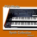 PC3:Works - Synth Collection - Volume 2 - (Kurzweil PC3)