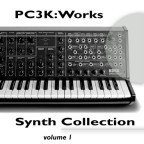 PC3K:Works - Synth Collection - Volume 1 - (Kurzweil PC3K)