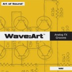 Wave:Art - Analog FX Grooves - (Sampling CD-ROM)