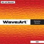 Wave:Art - Extreme Drums - (Sampling CD-ROM)