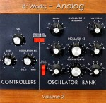 K:Works - Analog - Volume 2