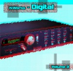 "K:Works - Digital - Volume 3 ""EX"" (Kurzweil K2600/K2600R)"