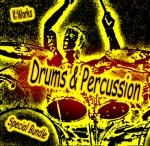 "K:Works - Drums & Percussion ""EX"" - Special Bundle (Kurzweil K2600/K2600R)"