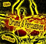 K:Works - Drums & Percussion - Special Bundle (Kurzweil K2661)