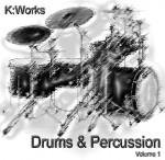"K:Works - Drums & Percussion - Volume 1 ""EX"" (Kurzweil K2500/K2500R)"