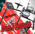 "K:Works - Drums & Percussion - Volume 2 ""EX"" (Kurzweil K2600/K2600R)"