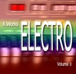 "K:Works - Electro - Volume 3 ""EX"" (Kurzweil K2600/K2600R)"