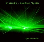 "K:Works - Modern Synth ""EX"" - Special Bundle (Kurzweil K2600/K2600R)"