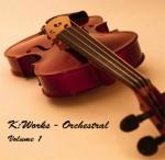 """K:Works - Orchestral - Volume 1 """"EX"""" (Kurzweil K2500/K2500R)"""