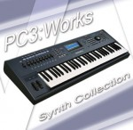PC3:Works - Synth Collection - (Kurzweil PC3)