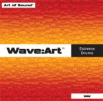 Wave:Art - Extreme Drums - (Sampling CD-ROM)